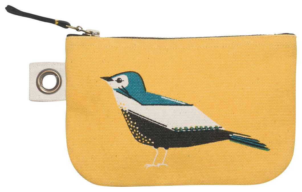 Zip Pouch Small Chirp