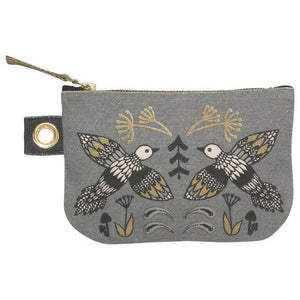 Zip Pouch Small Wild Tale
