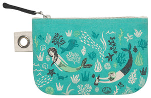 Zip Pouch Small Sea Spell