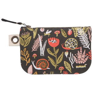 Zip Pouch Small World