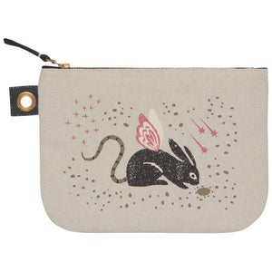 Zip Pouch Large Beasties