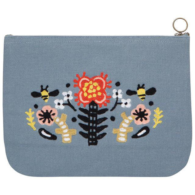 Zip Pouch Large Frida