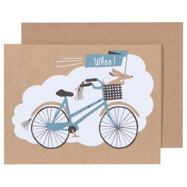 Greeting Card Bicicletta