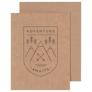 Greeting Card Adventure Awaits