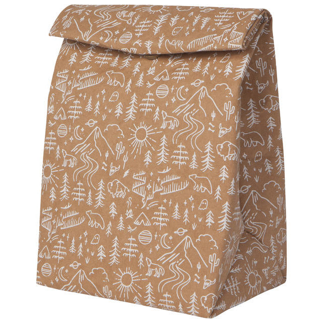 Lunch Bag Paper
