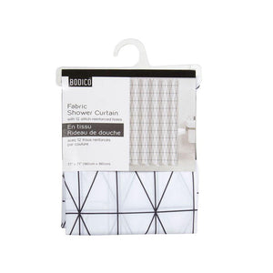 Fabric Shower Curtain