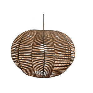 Natural Rattan Pendant Lamp
