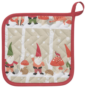 Potholder Set/2 Gnomes