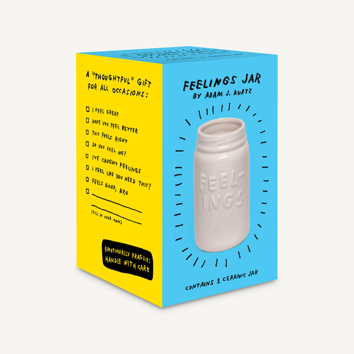 Feelings Jar by Adam Kurtz