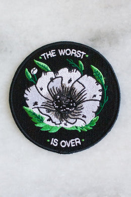 Worst is Over Patch