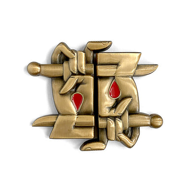 Blood Ceremony Pin Set