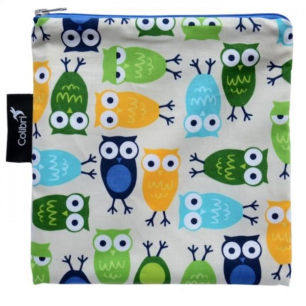 Snack Bag Owls