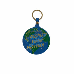Respect Your Mother Keychain