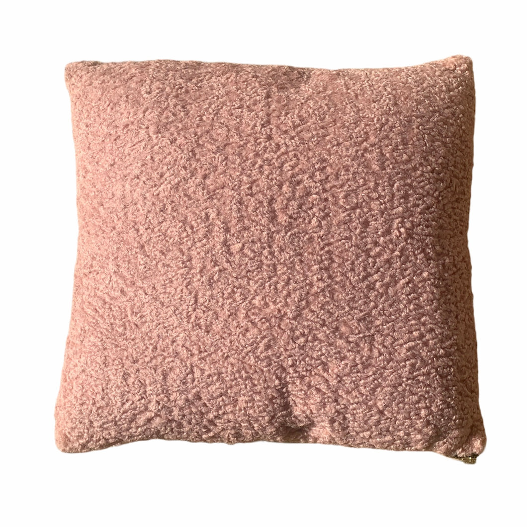 Cushion Nubby Faux Fur