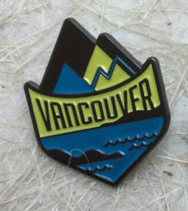 Vancouver Pin