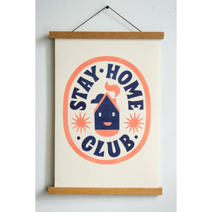 Club House Riso Print