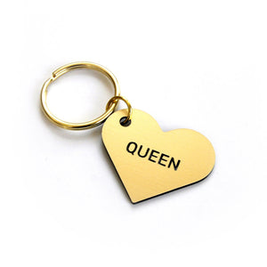 Queen Keychain