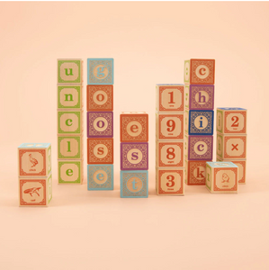 Classic ABC Lower Case Blocks