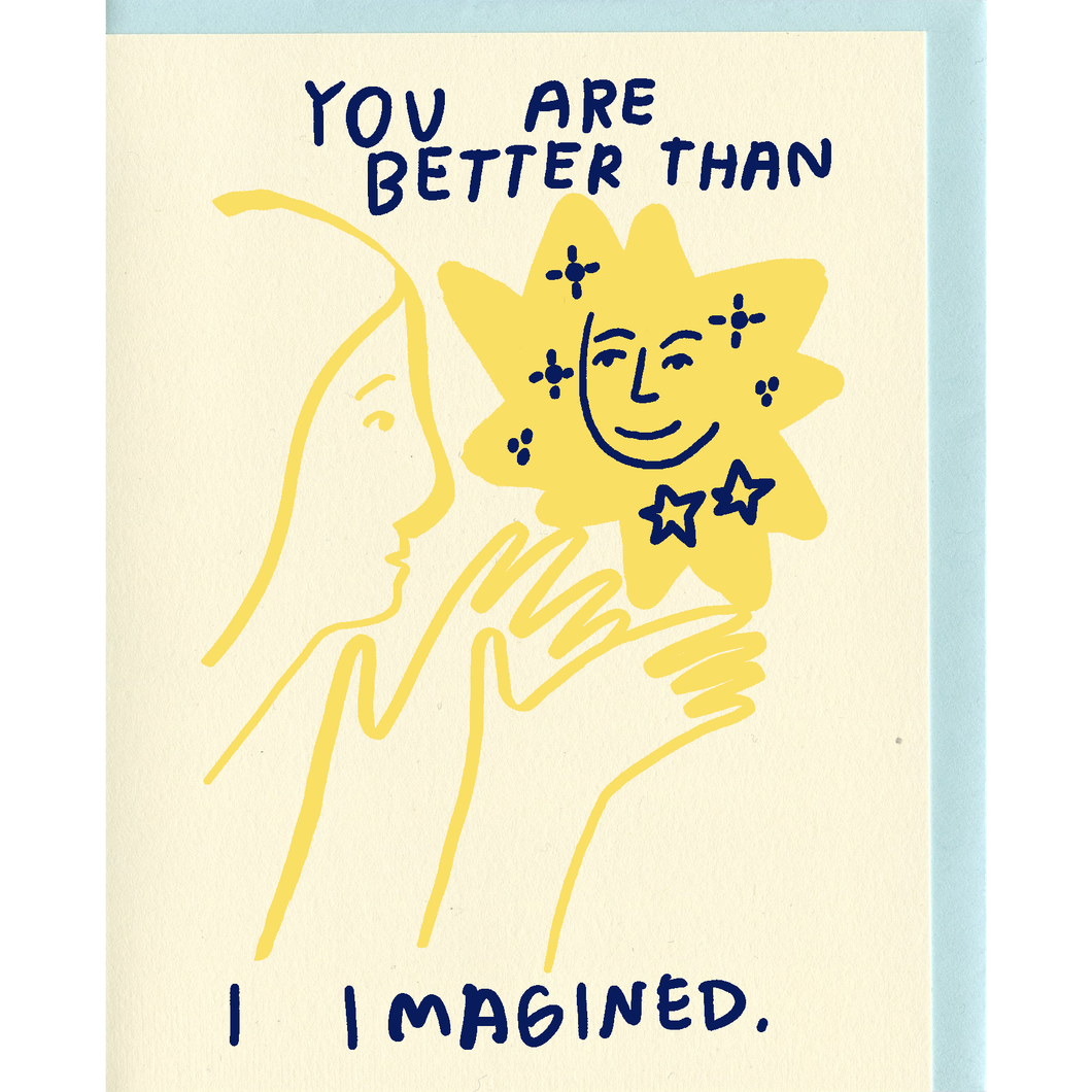 You Are Better Card