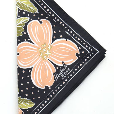 Premium Cotton Bandana - Amy