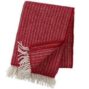 Rumba Throw Red