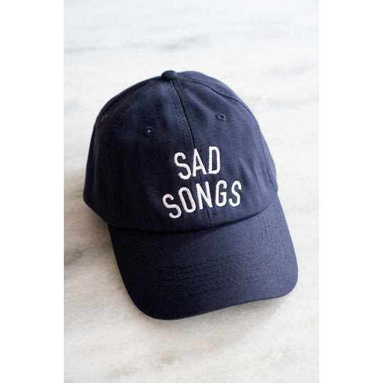 Sad Songs Baseball Cap