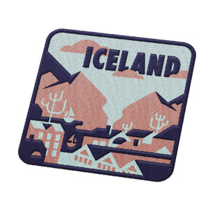 Iceland Patch