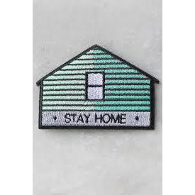 Stay Home (AF) Patch
