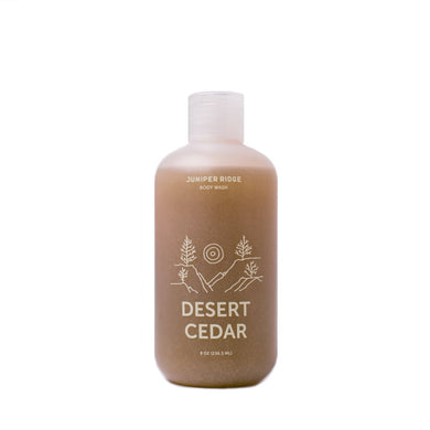 Backcountry Body Wash Desert Cedar