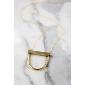 Interlock Necklace