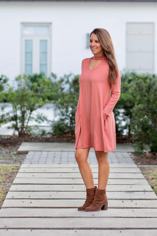 Maicie Pocket Dress