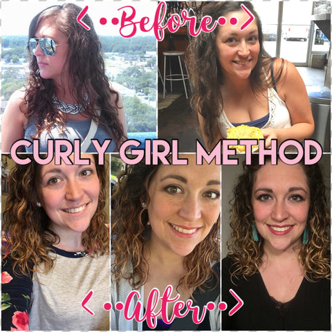 The Curly Girl Method Eliza Marie Boutique