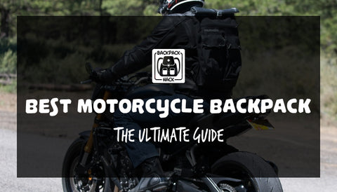 Best Motorcycle Riding Backpack