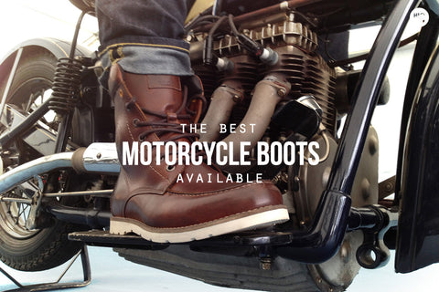Best Motorcycle Commuter Boots