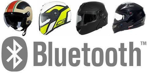 best motorcycle helmets with bluetooth