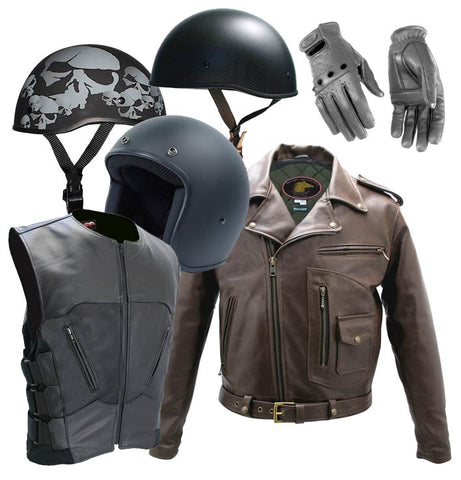 Motorcycle Apparels