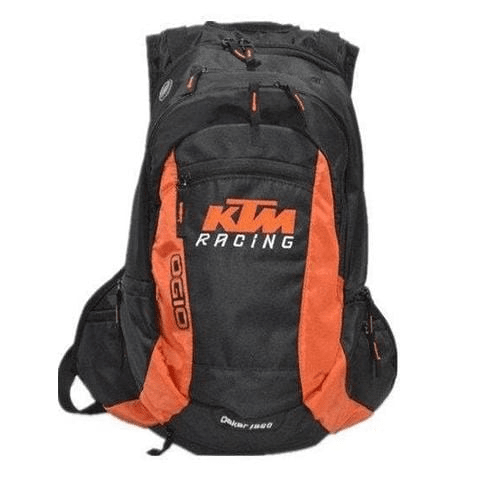 KTM OGIO MOTORCYCLE BACKPACK RACING BAG