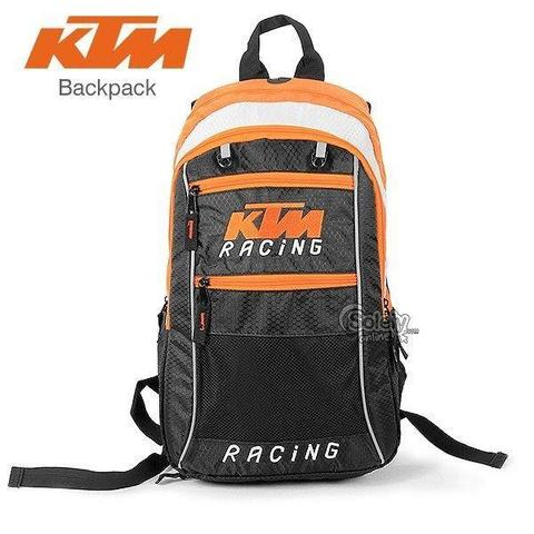 KTM MOTOCROSS RUCKSACK BEST MOTORCYCLE RIDING BACKPACK