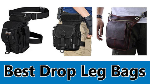 Best motorcycle leg bag