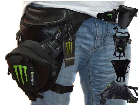 MONSTER ENERGY DROP LEG BAG