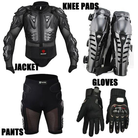 Motorcycle Protective Gear ReviewS