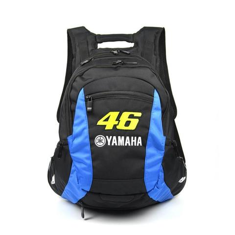 YAMAHA MOTO GP VR46 M1 BEST MOTORCYCLE RIDING BACKPACK