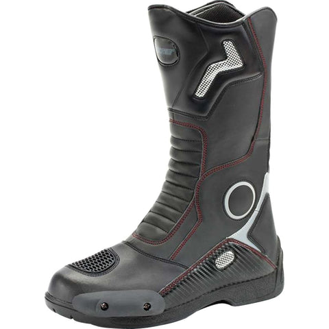 Joe Rocket Ballistic Touring Mens Riding Shoes Sports Bike Racing Motorcycle Boots