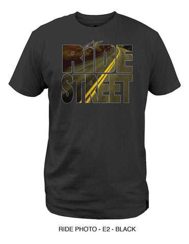 Alpinestars Ride Photo T Shirt