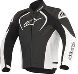 Alpinestars Jaws Perforated Leather Jacket