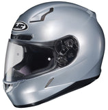 HJC CL-17 Full Face Motorcycle Helmet silver