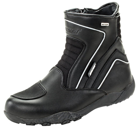Joe Rocket Men's Meteor FX Mid Leather Motorcycle Riding Boot