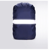 Motorcycle Bag Rain Cover deep blue