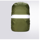 Motorcycle Bag Rain Cover army green