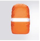 Motorcycle Bag Rain Cover orange